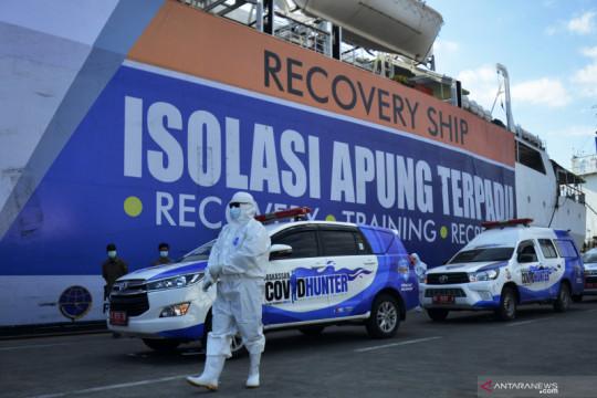 Pemerintah siapkan isolasi terpusat gunakan kapal Pelni