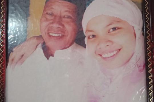 Ayah Apriyani Rahayu merasa optimistis anaknya menang