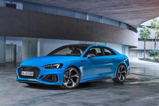 Audi RS 5 Coupe versi terbaru siap meluncur di India