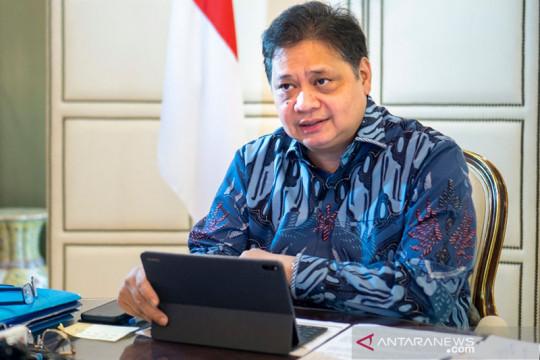 Menko Airlangga: Realisasi PEN terus naik, capai 41 persen akhir Juli