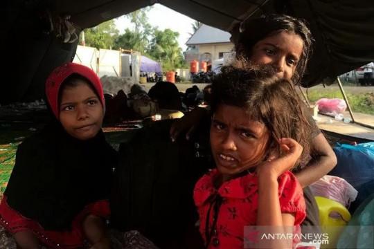 Petugas amankan empat pengungsi Rohingya coba kabur ke Malaysia
