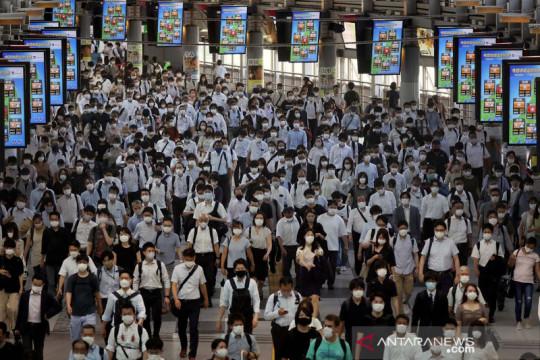 Menkes: kasus COVID-19 Jepang telah masuki 'fase baru'