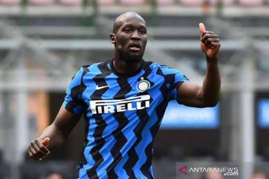 Inter tolak tawaran fantastis dari Chelsea untuk Romelu Lukaku