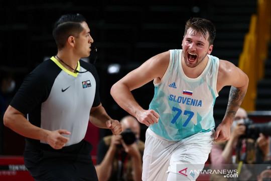 Luka Doncic cemerlang lagi, Slovenia lewati Jerman ke semifinal