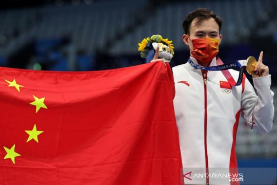 Klasemen perolehan medali Olimpiade Tokyo: China terus menjauh
