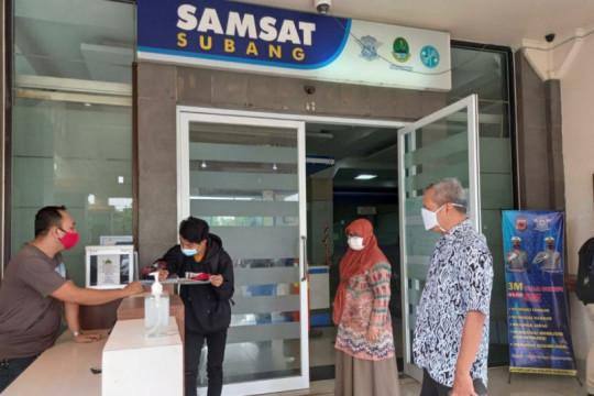"""Samsat Subang targetkan Rp58,68 miliar dari """"Triple Untung Plus"""""""