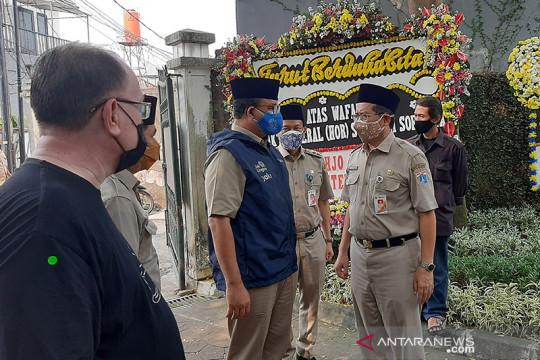 Wagub DKI kenang Soerjadi Soedirdja banyak terobosan bangun Jakarta