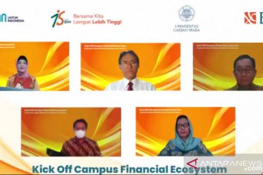 BNI jadikan UGM percontohan ekosistem finansial kampus terintegrasi