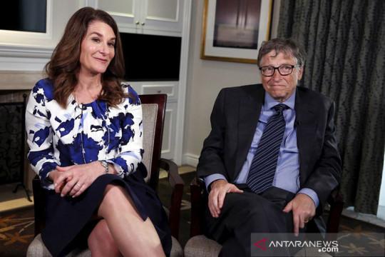 Bill Gates dan Melinda resmi bercerai
