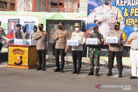 Pengusaha Peduli NKRI salurkan bantuan ke Sumatera Selatan