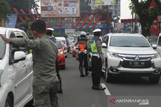 Kota Bogor perpanjang pemberlakuan ganjil-genap kendaraan bermotor