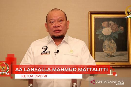 LaNyalla: Gagasan karantina di awal pandemi ada namun terkendala biaya