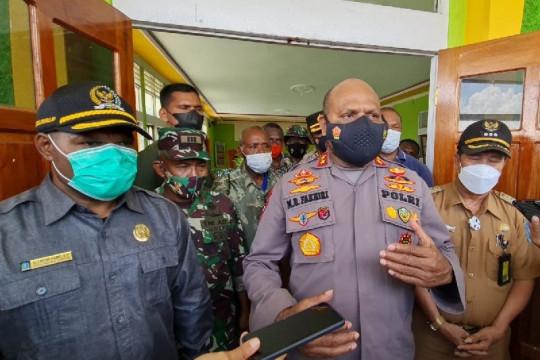 Kapolda Papua: Mapolsek Nimboran segera dibangun kembali