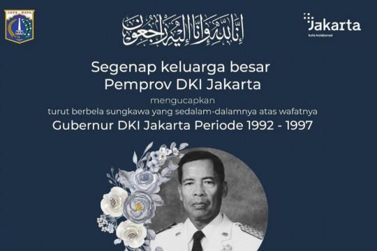 Anies doakan mantan Gubernur DKI Soerjadi Soedirdja