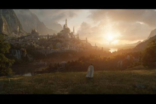 "Serial ""The Lord of the Rings"" tayang di Amazon Prime 2 September 2022"
