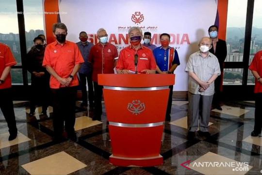 Musyawarah Tertinggi UMNO minta PM Muhyiddin mundur