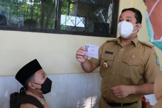 917.407 warga Kota Tangerang sudah divaksin