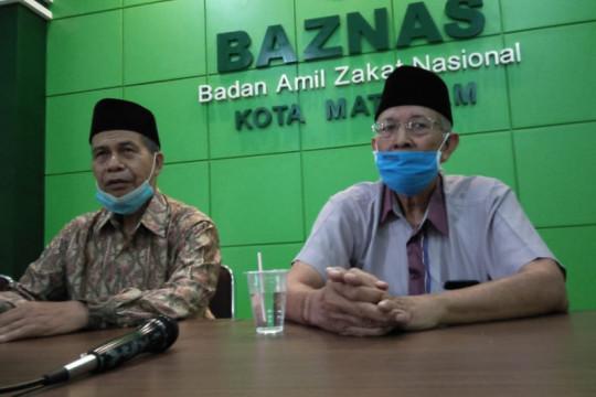 Baznas Mataram akan salurkan bantuan PPKM Rp1,1 miliar