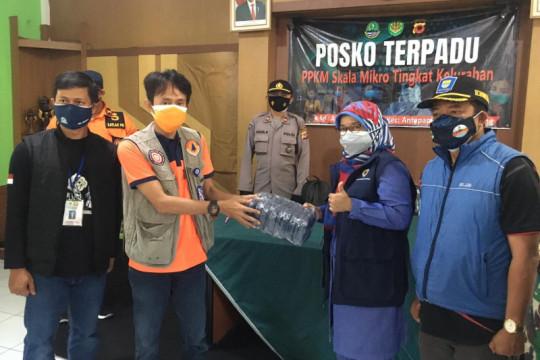 Optimalisasi Posko PPKM di Jabar BNPB distribusikan 134.000 masker