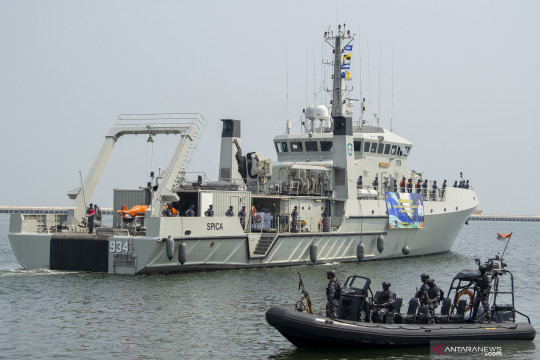 Poros Maritim Dunia harus pastikan keselarasan kebijakan pusat-daerah
