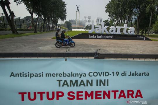Pemerintah perpanjang PPKM Level 4 di Ibu Kota