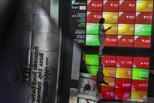 IHSG berpotensi lanjut naik jelang rilis data ekonomi kuartal II 2021