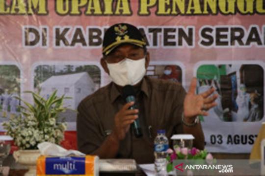 Wakil Bupati Serang sebut pilkades serentak mundur dampak PPKM
