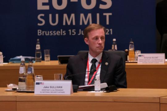 Sullivan: Diplomasi cara terbaik kendalikan program nuklir Iran
