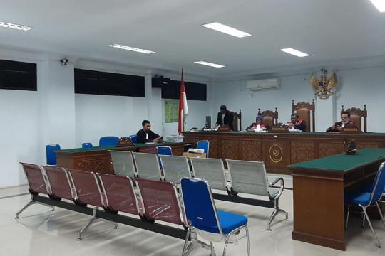 Kepala desa korupsi dana desa di Aceh divonis lima tahun penjara