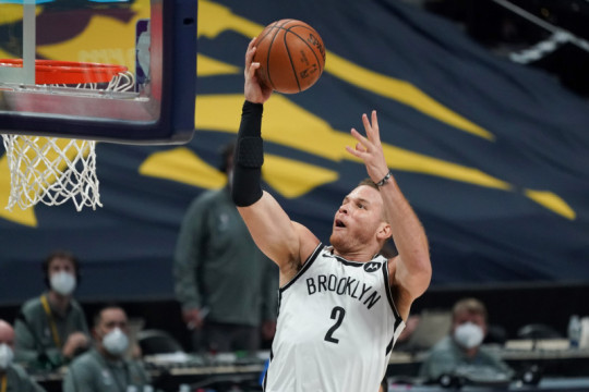 Blake Griffin perpanjang satu tahun di Brooklyn Nets