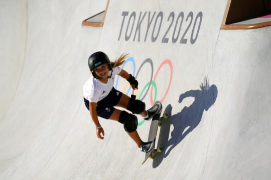 Hari ini Olimpiade Tokyomemperebutkan 17 medali emas