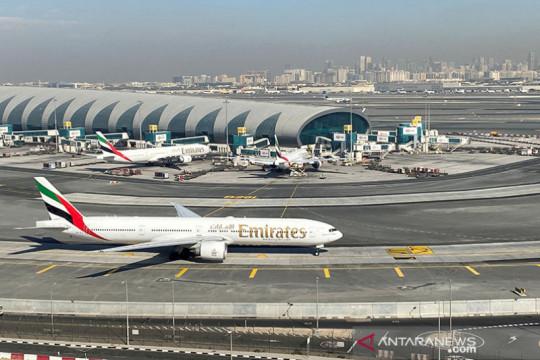 UAE longgarkan pembatasan perjalanan, Dubai harap lonjakan penumpang