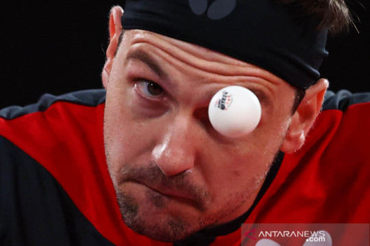 Tim tenis meja putra Jerman melaju ke final setelah taklukan Jepang