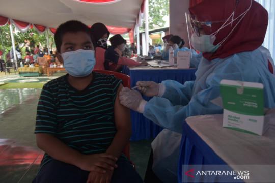 Kejar target 50 persen, Bekasi terapkan strategi percepatan vaksinasi