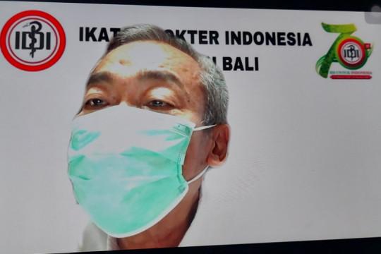 """IDI: """"Tracing"""" di Bali masih rendah dan ada yang menolak isolasi"""