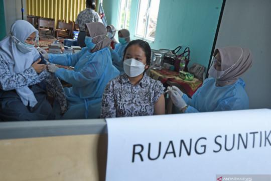 Anggota DPR: Pengelola data vaksin integrasikan dengan Kemendagri