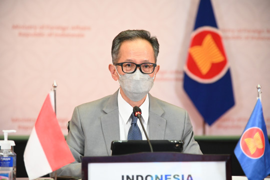 Indonesia dorong kerja sama kesehatan antara ASEAN, negara mitra