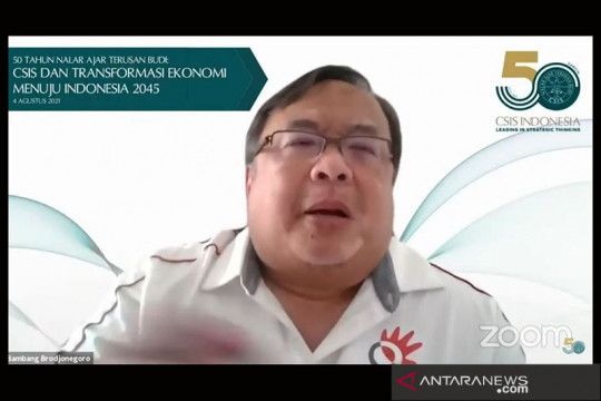 Bambang Brodjonegoro: Indonesia harus jadi negara maju pada 2045