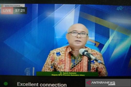 BPS: Ekonomi Sumatera Utara tumbuh 4,95 persen pada triwulan II
