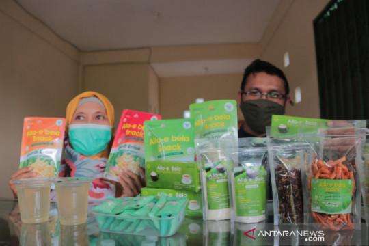 IKM Kulon Progo olah lidah buaya menjadi produk bernilai jual tinggi