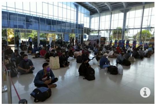 Jumlah penumpang di Pelabuhan Bakauheni naik 44,55 persen