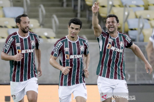 Copa Libertadores: Fluminense ke perempat final