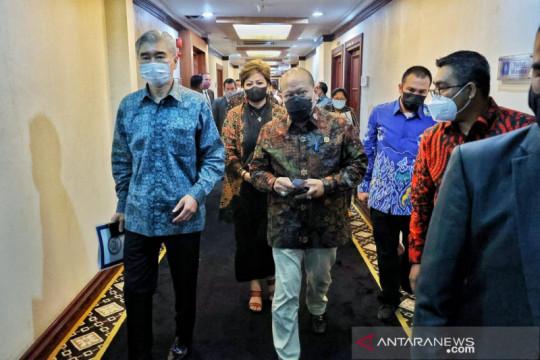 Ketua DPD singgung pernyataan Biden terkait Jakarta ke dubes AS