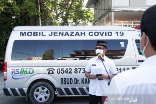 Balikpapan kehilangan ahli anestesi dr Syukriati yang terpapar covid