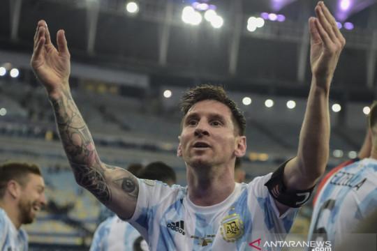 Klub selanjutnya Messi: Paris Saint Germain atau Manchester City?