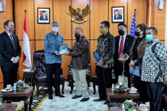 Ketua DPD berharap kerja sama Indonesia-AS prioritaskan alutsista