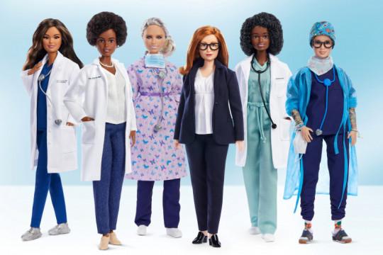 Barbie debutkan boneka khusus mirip pembuat vaksin AstraZeneca