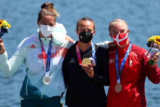 Carrington jadi Olimpian Selandia Baru terbanyak peroleh medali