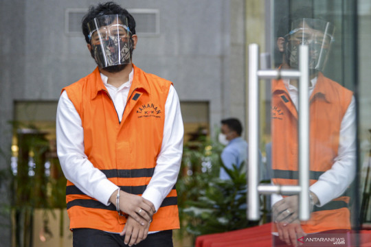 Anak Bupati Bandung Barat nonaktif segera disidang kasus bansos