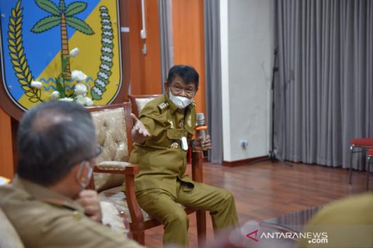 Gubernur Sulteng instruksikan 11 kabupaten terapkan PPKM